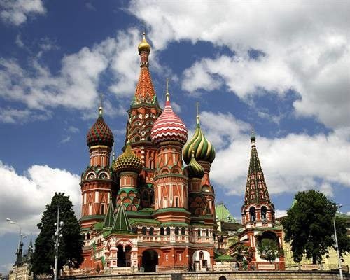 Attractive Chruch   Saint Basilu0027s Cathedral, Moscow, Russia. 1; 2 Awesome Design